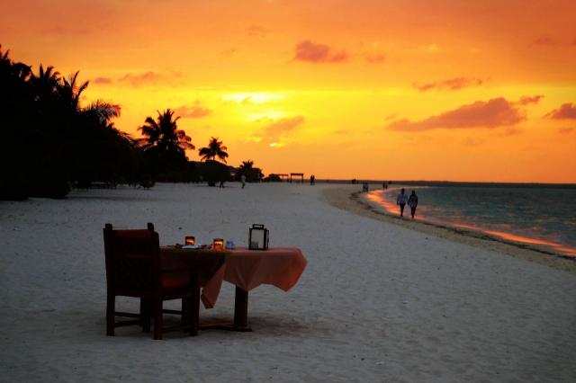 שף פרטי על חוף הים